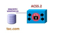 ACS无法加入Windows AD domain