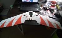 《我爱航模》之飞翼无人机制作(二)遇到难题