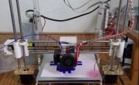 我的新玩具-3D打印机
