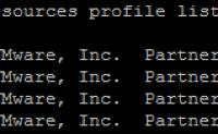用CLI命令行升级ESXI 6.0到6.5